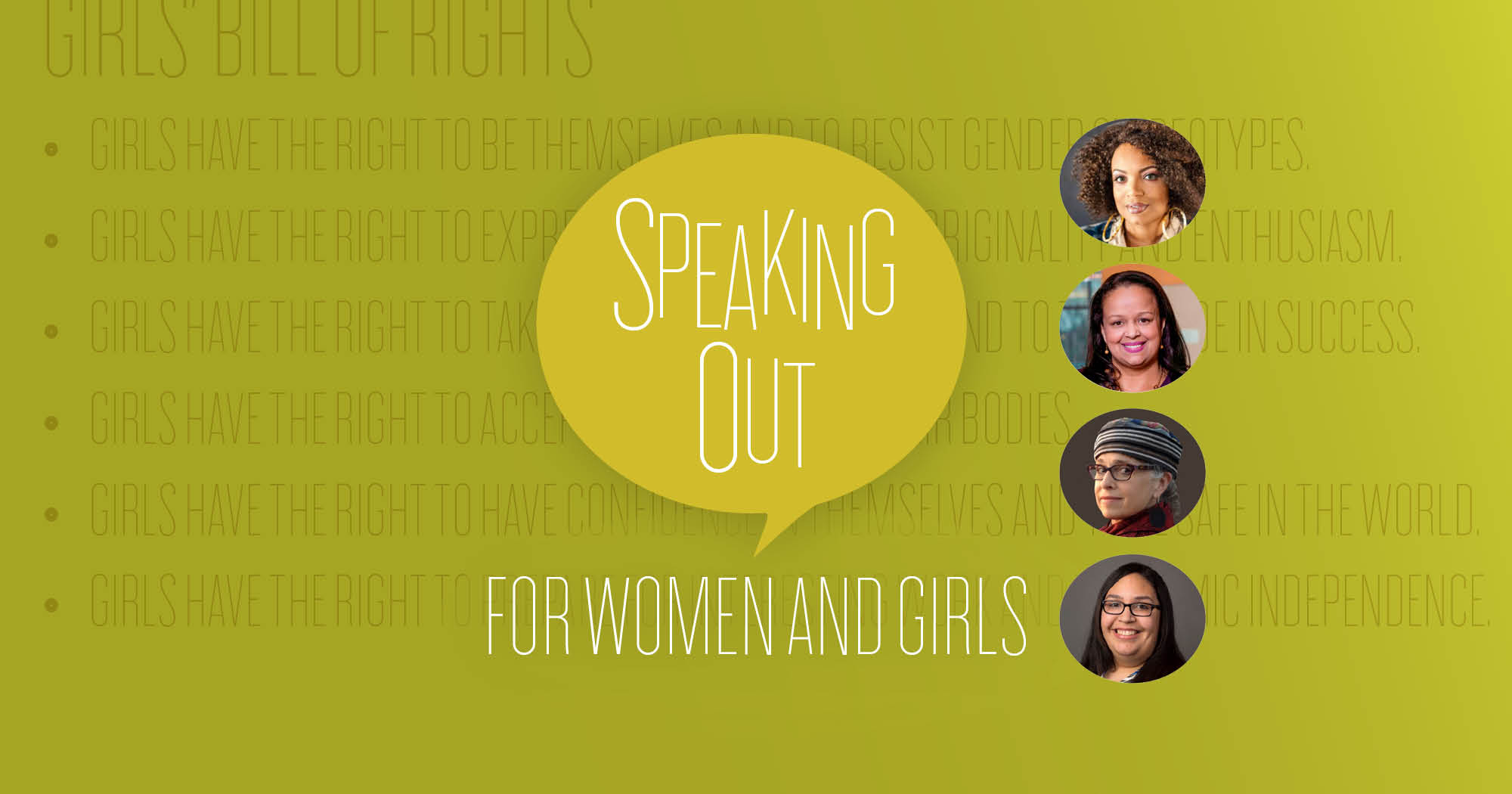 #GirlsToo inspires speaking out