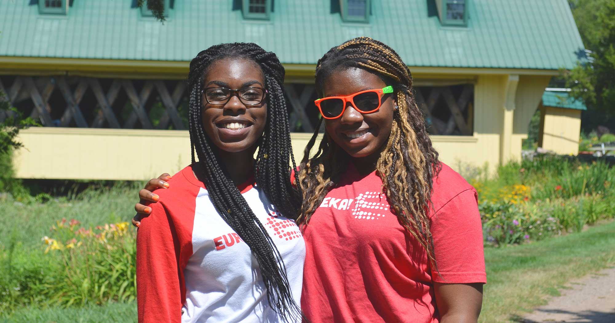 Girls Inc. alum pays it forward