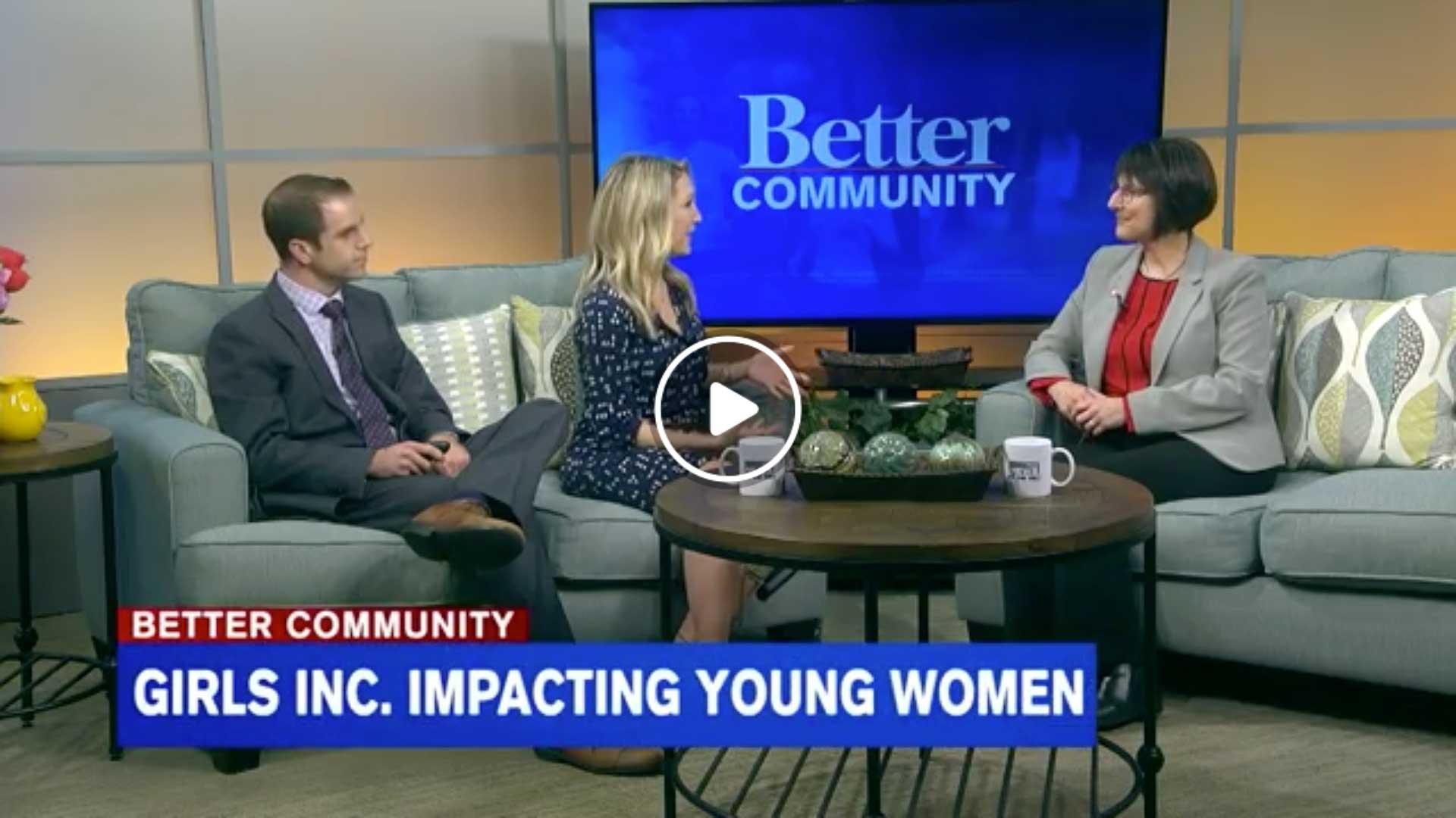 Girls Inc. Executive Director interviewed on Western Mass News